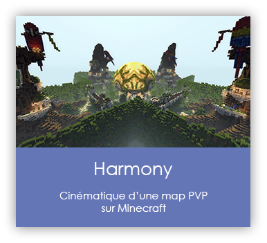 Harmony image projet